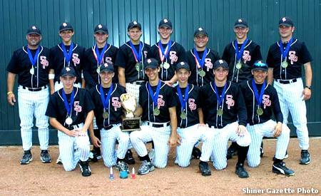 2005 TAPPS State Champs - click to enlarge photo